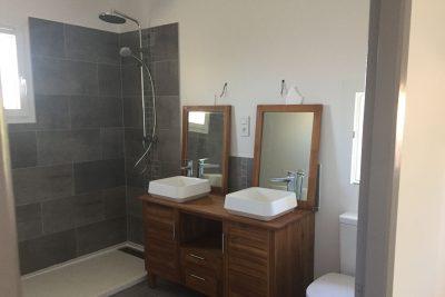 Renovation salle de bain Trets